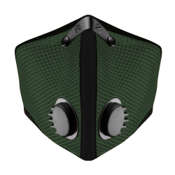 FOREST GREEN M2 MASK
